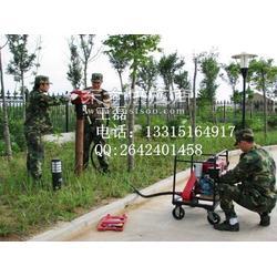 防汛专用打桩机植桩机各地厂家便携式打桩机报价图片