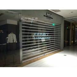 供应铝合金水晶门 全国水晶卷闸门配件销售图片