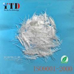 耐碱玻璃纤维短切丝图片
