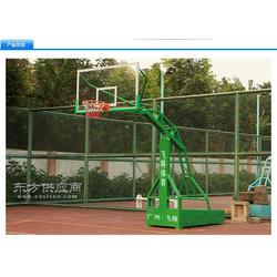 可移动篮球架 带轮篮球架图片