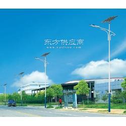 专业太阳能路灯制作厂家 太阳能道路灯厂家 宝典景观照明图片