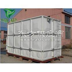 禹城市玻璃钢水箱厂家图片