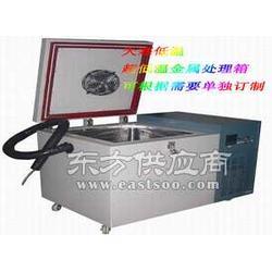 天寒超低温冷处理箱零件深冷处理箱图片