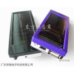 太阳能手机充电器 手电照明功能图片