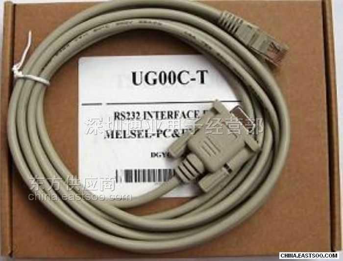 ug00c-t富士plc编程电缆图片