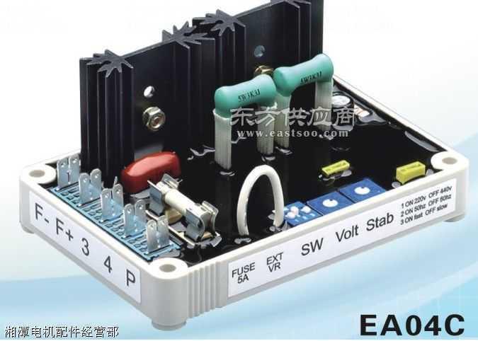 供应发电机配件:ea04c 固也泰调压板avr价格
