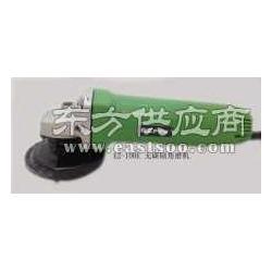 电动4寸无碳刷角磨机EZ-100E图片