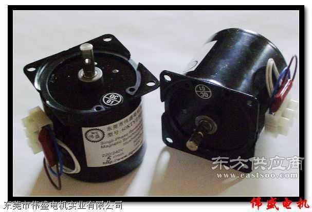 60ktyz电容分相爪极式永磁可逆同步电机价格