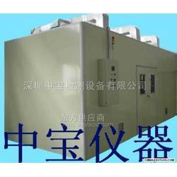 恒温老化试验箱,高温老化房图片