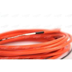 江西发热电缆,山东满歌润,养殖用发热电缆图片