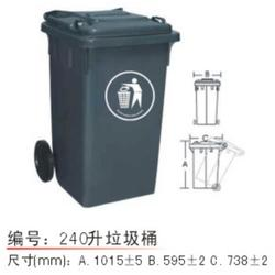 德成塑料制品有限公司(图)-塑料垃圾桶公司-常州垃圾桶图片