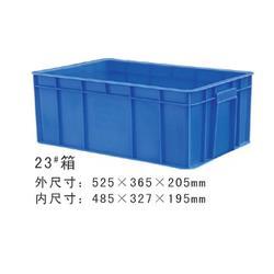 德成塑料、塑料周转箱、安徽塑料周转箱图片