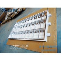 飞利浦格栅灯盘TBS068 2x18w传统型图片