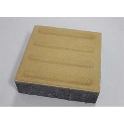 盲路砖生产厂家-东城区盲路砖-广聚建材图片