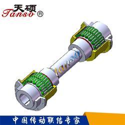蛇簧联轴器性能|天硕联轴器(在线咨询)|榆林蛇簧联轴器图片