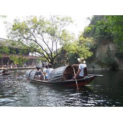 供应乌篷船游玩船手划船景观船旅游船图片