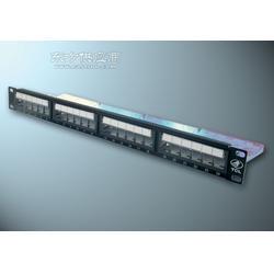 TCL超五类免打线网络配线架PD1124图片