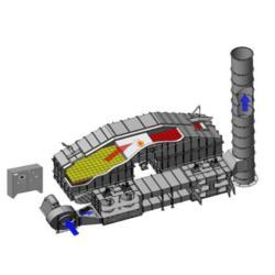 耀南环保 rto废气处理设备-rto图片