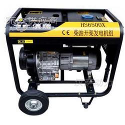 双缸柴油发电机图片