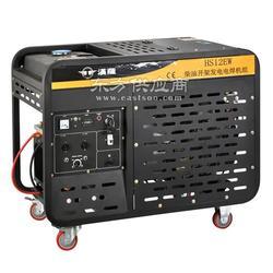 300A柴油发电机电焊机图片