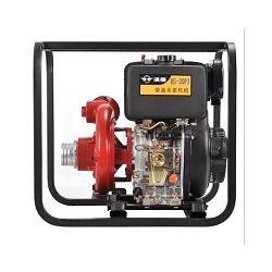 4寸高压柴油水泵报价图片