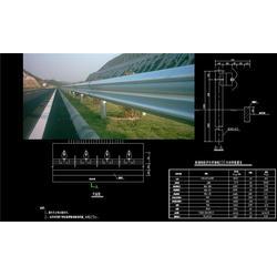 波形钢护栏板规格|新余护栏板|山东君安(在线咨询)图片