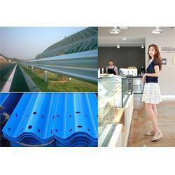 双波护栏板厂家,护栏板厂家,冠县山东君安图片