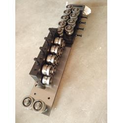 钢丝绳铜管扁丝校直器 3-6mm钢丝拉直机图片