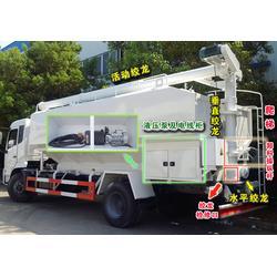 小型散装饲料车、散装饲料车、程力专汽图片