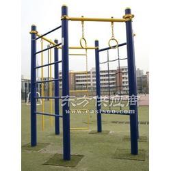 户外大型体育健身器材组合训练安装图片