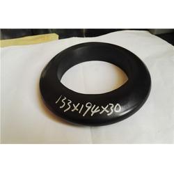 济宁橡胶圈、明鑫输送机械(在线咨询)、聚氨酯橡胶圈图片