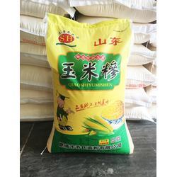 玉米糁厂家-乔氏面粉公司-焦作玉米糁图片