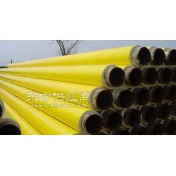 黑黄夹克聚氨酯保温管厂家图片