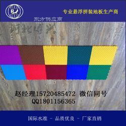 质量安全悬浮地板建造 篮球场施工造价图片