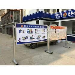 村务布告栏小区居委会信息张贴栏图片