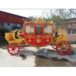 电动旅游皇家马车YC-D0051a型/豪华婚庆马车/欧式马车图片
