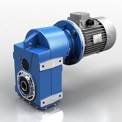 齿轮减速机、油安驰传动设备、齿轮减速机图片