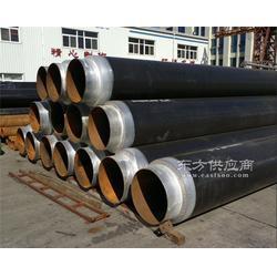 聚氨酯保温直埋螺旋钢管图片