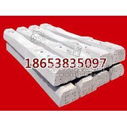 矿用38kg公斤水泥枕木混凝土枕木规格图片