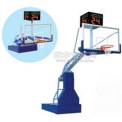篮球架厂家,标准篮球架尺寸与高度,全网低价篮球架厂家沧洲星杰图片