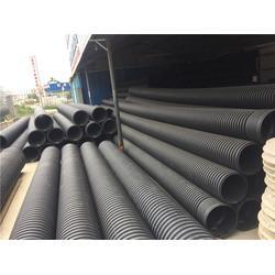 宋桂镇波纹管、浩禾建材、PVC-U双壁波纹管厂家图片