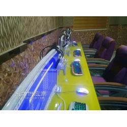 买网吧桌椅、网吧沙发、选网吧家具到鸿成家具厂图片