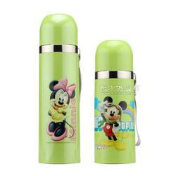 迪士尼儿童保温杯 不锈钢卡通学生水杯 运动水壶 旅行杯500mL图片