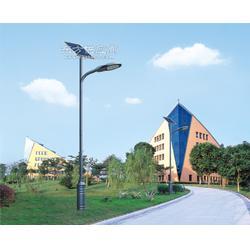太阳能别墅庭院灯 正翔LED路灯优质节能可信赖图片