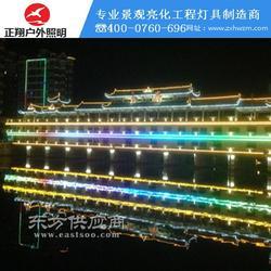LED洗墙灯厂家的亮化照明产品已经成为建筑的一部分图片