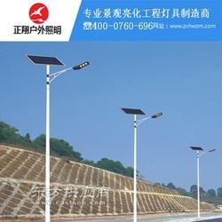 太阳能路灯厂家见证扶贫力度图片