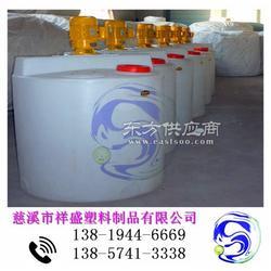 桐梓減水劑儲罐PE塑料攪拌罐圖片