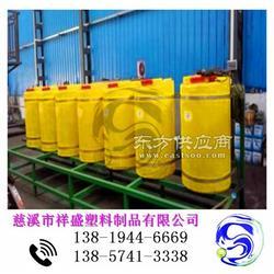 江西塑料加药罐-水处理PE加药罐带搅拌计量泵图片