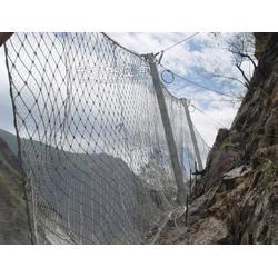 边坡被动防护网生产供应厂家图片
