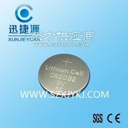 供应3V纽扣锂电池 CR2032电池专业制造商 CR2477纽扣电池图片